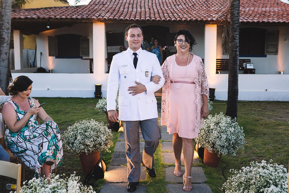 Fotografia Casamento Praia Enseada dos Corais Carla e Raul Recife SuperClick