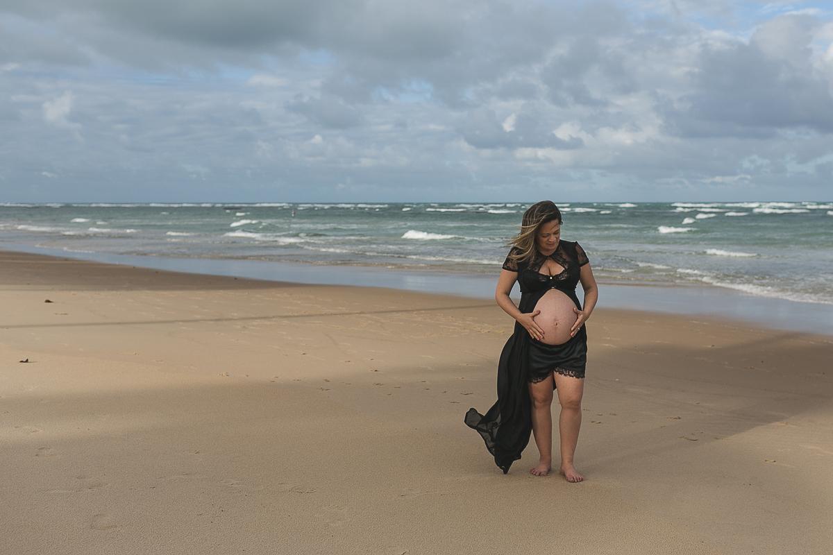 Fotógrafo de Gestante Recife, Ensaio Gestante Recife, Ensaio Praia do Paiva, Fotografia de Gestante Recife, Super Click, Claudio Cerri
