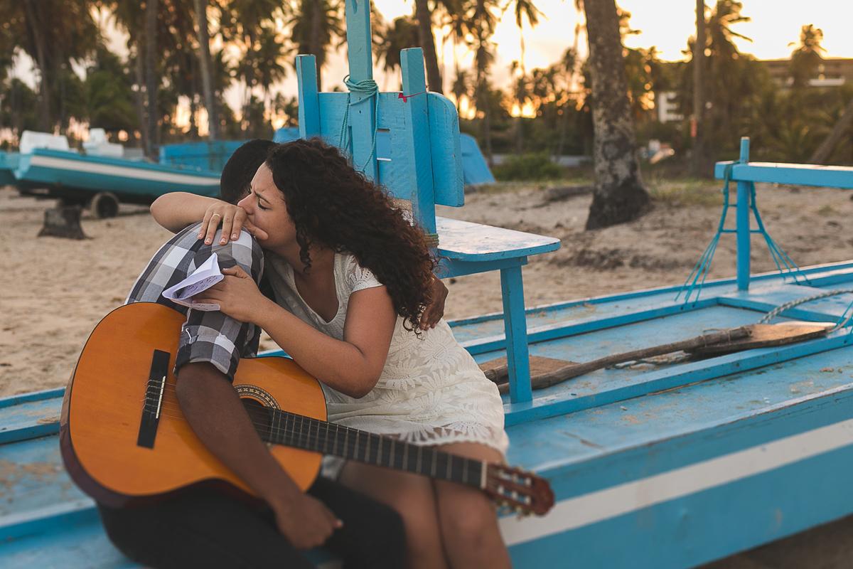 ensaio casal pre wedding casamento amor lifestyle em recife na praia do paiva com vitória e rayr foto feita por claudio cerri e keliana cerri do super click