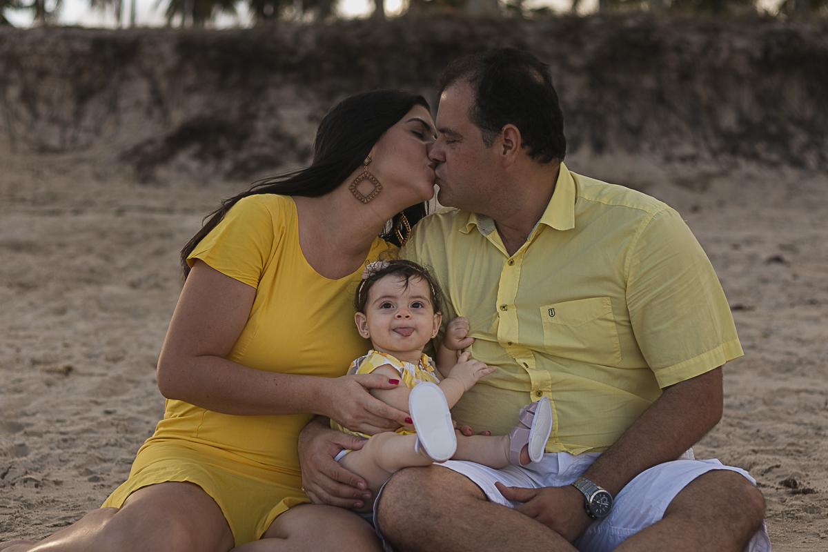 Ensaio familia na praia do paiva recife pe feito pelo super click