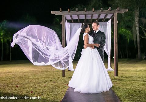 Casamentos de Thais e Fábio