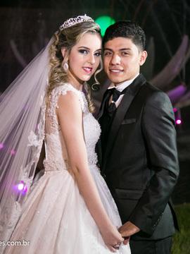 Casamentos de Tainê + Felipe | Wedding em Santo Anastácio SP
