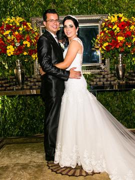 Casamentos de Anna Karla e Haroldo | Wedding em Presidente Venceslau - SP