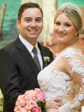 Casamentos de Hulda e Pablo | Wedding em Presidente Venceslau - SP