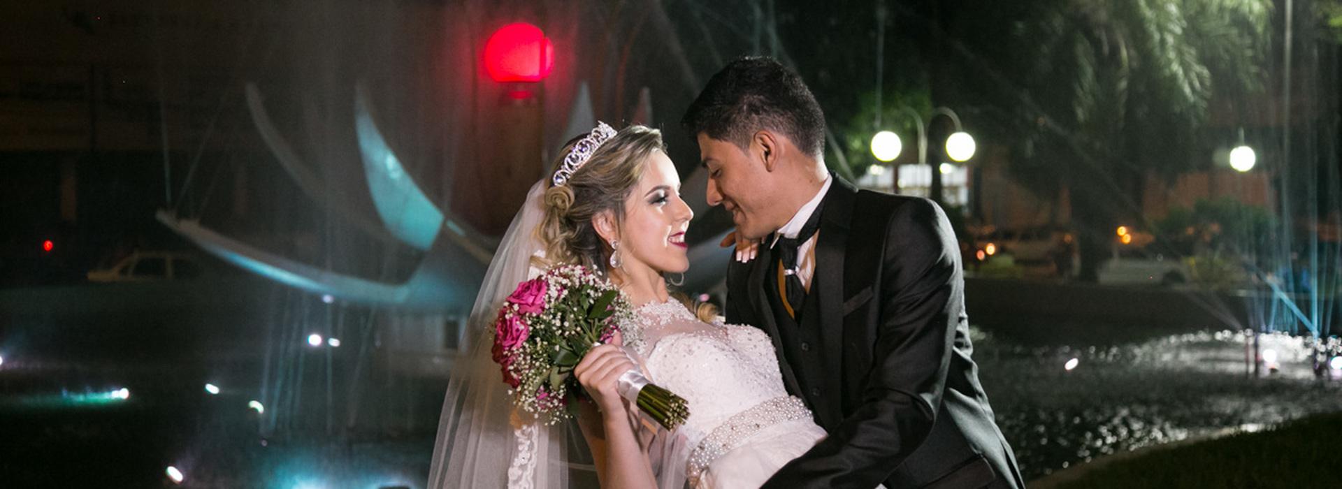 Casamento de Tainê e Felipe em Santo Anastácio / SP