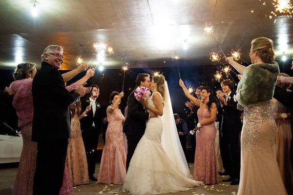 Casamentos de Graziele & Alex
