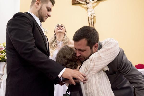 Casamentos de Fabiana e André