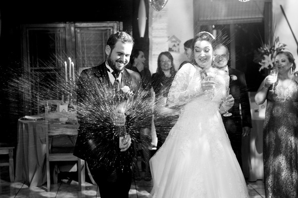 Casamentos de Rebeca e Ivan