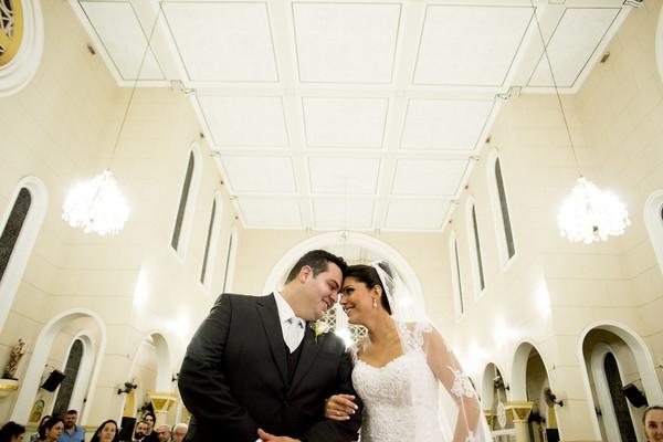 Casamentos de Letícia e Neto