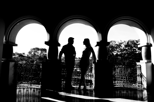 Ensaio de Cecília + Guilherme