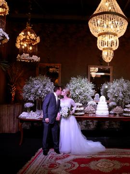 Casamento de Ana Elise e Bruno em Uberaba - MG