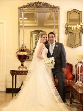 Casamento de Paula e Thiago em Uberlândia - Mg