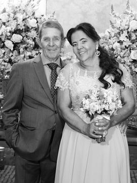Casamento de Sônia e Luiz em Patrocínio-MG