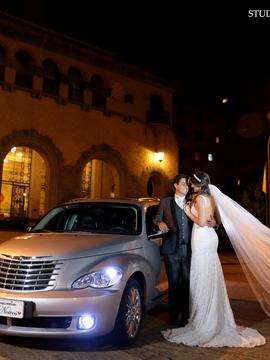Casamento de Talita e Guilherme em Araxá -MG