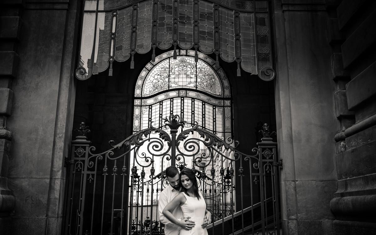 pré wedding michelly e sávio teatro municipal