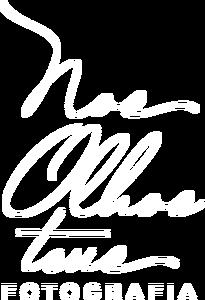 Logotipo de NOS OLHOS TEUS