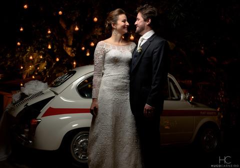 Casamento de Júlia e Beto