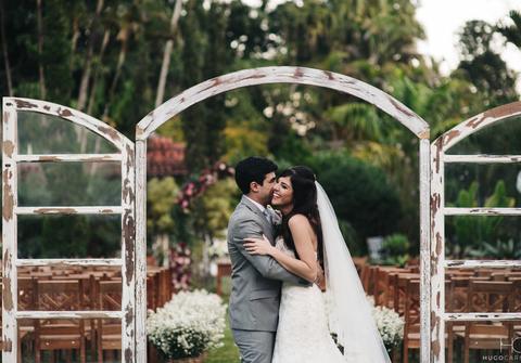 Casamento de Rebeca + Renan
