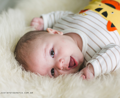 Arthur - 3 meses