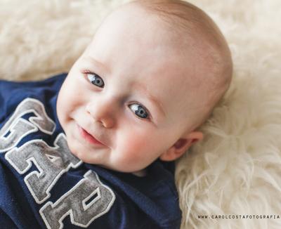 João Bernardo - 6 meses