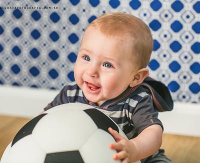 Lorenzo - 7 meses