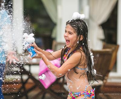 Isadora - 7 anos
