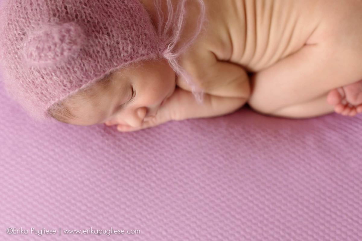 estas dobrinhas da clara no ensaio newborn