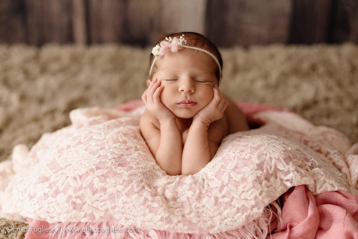 ensaio newborn da clara
