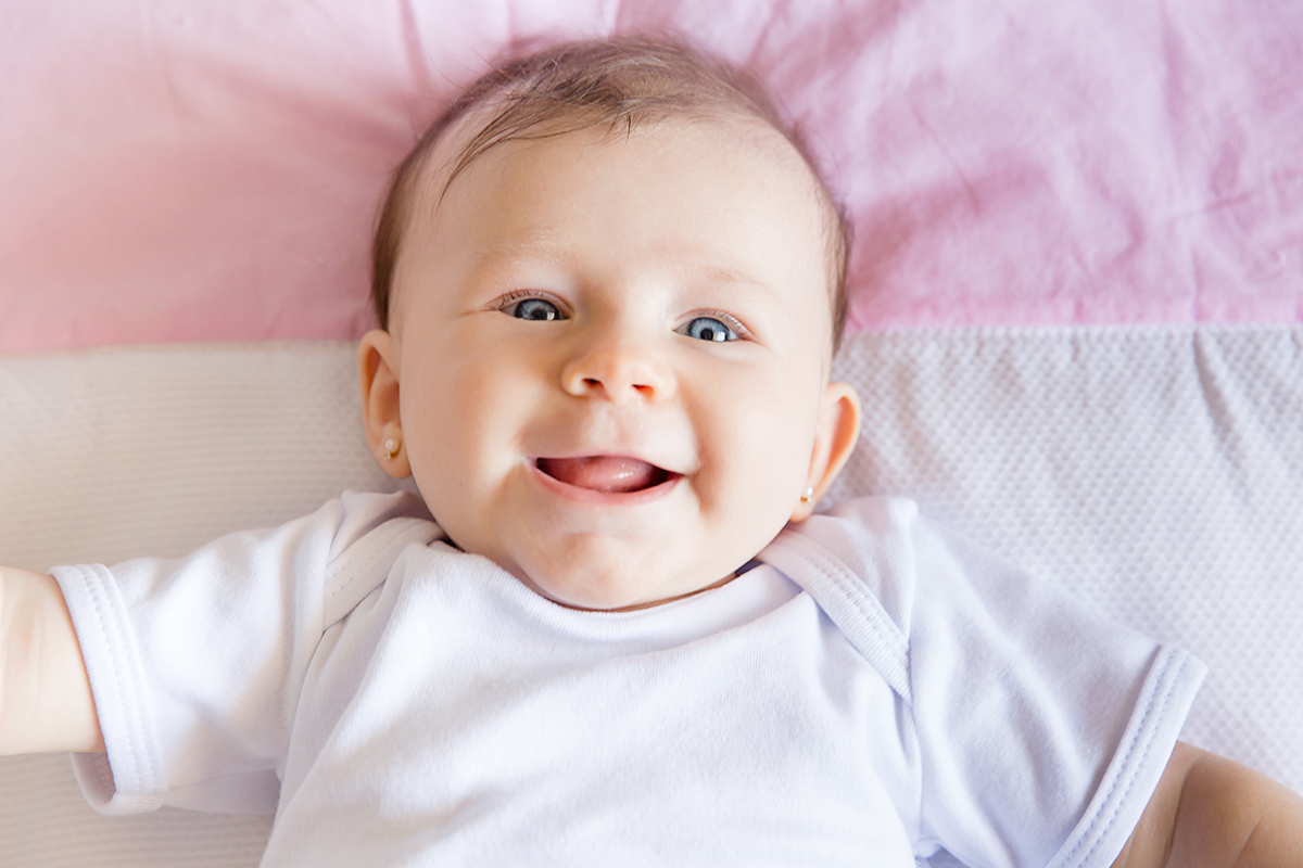 Um sorriso encantador pra minha lente
