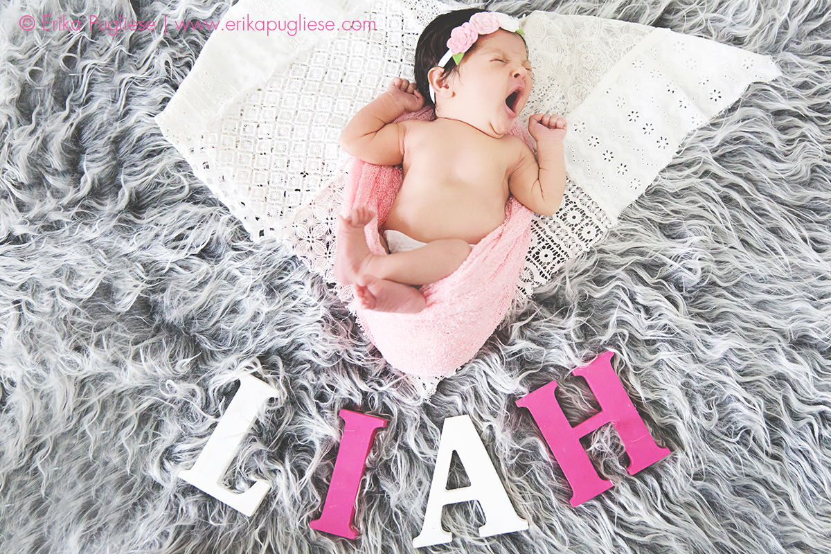 ai que sono! newborn da Liah