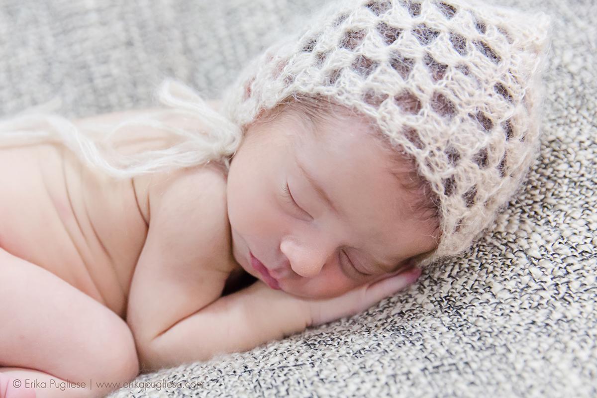 Num soninho tão bom... Ensaio Newborn do Rafael