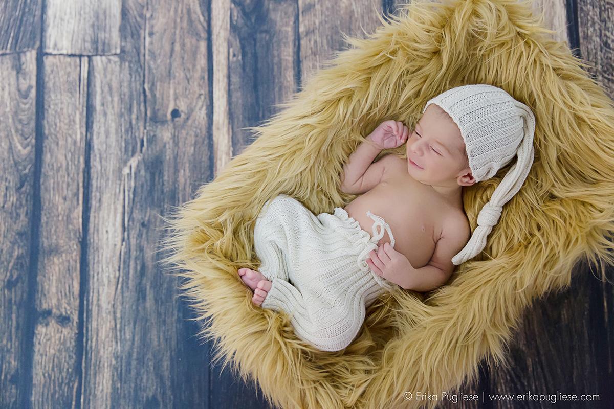 Ensaio Newborn do Rafael. Mais sorriso do Rafa