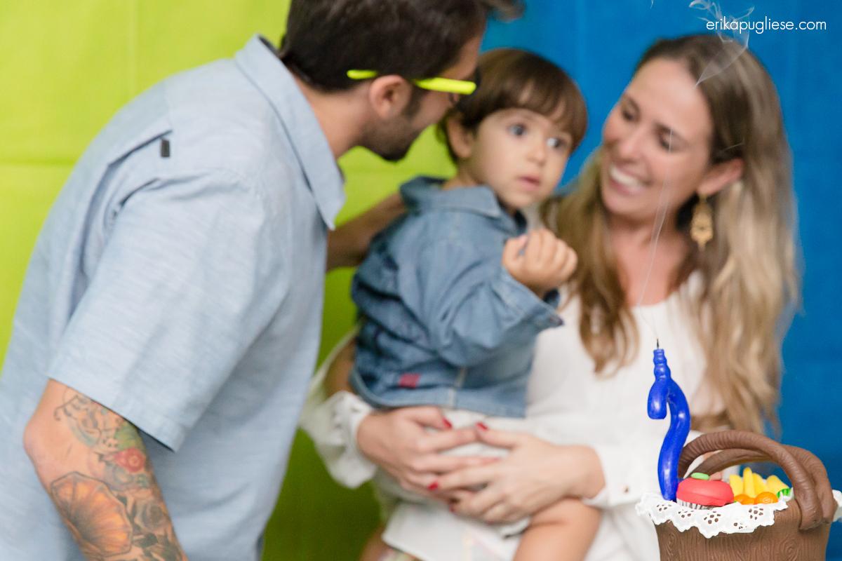 Bernardo 2 anos. Fotografia de Evento Aniversário Infantil.