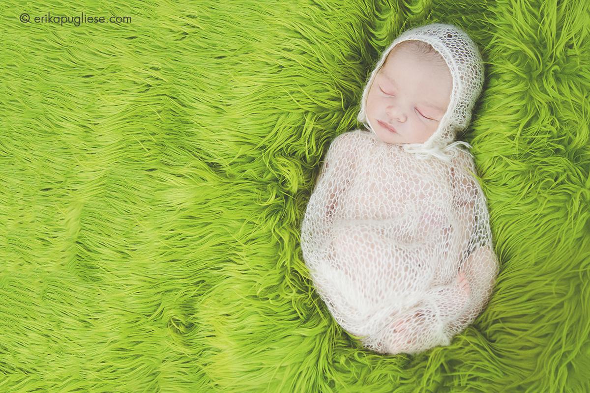 Newborn José Henrique. 6 dias e muito dorminhoco