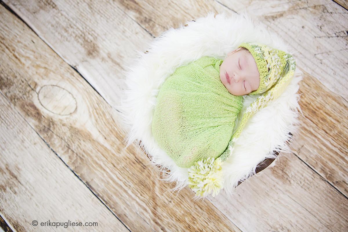 Newborn josé henrique 6 dias