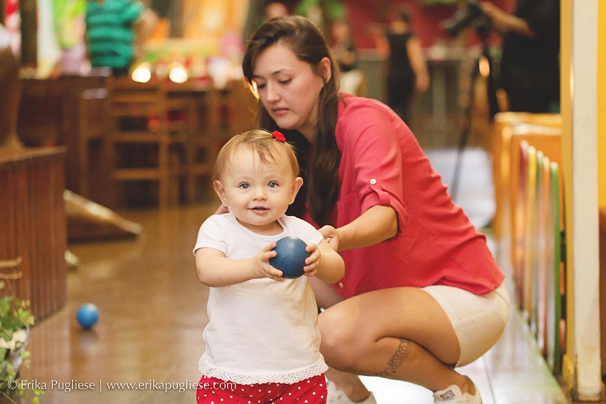 Fotografia  Hora da diversão Aniversário Infantil Laura - 1 ano