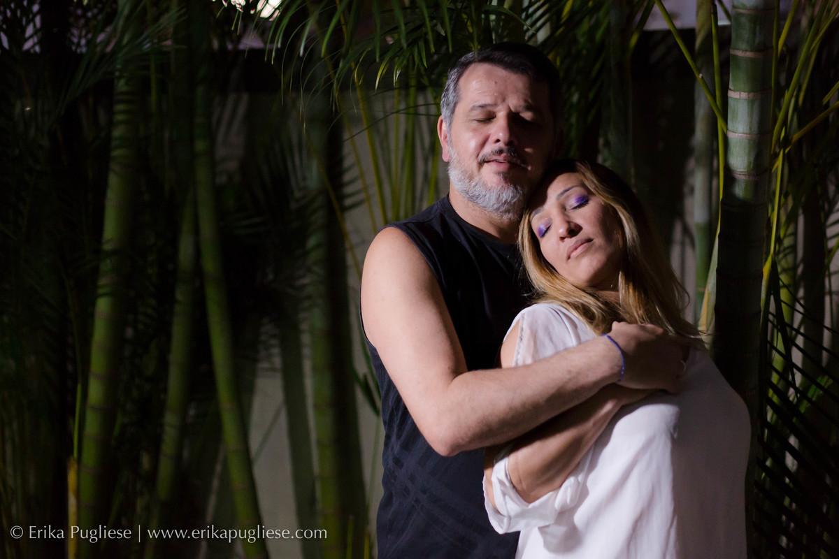 Amor indescritível no casal