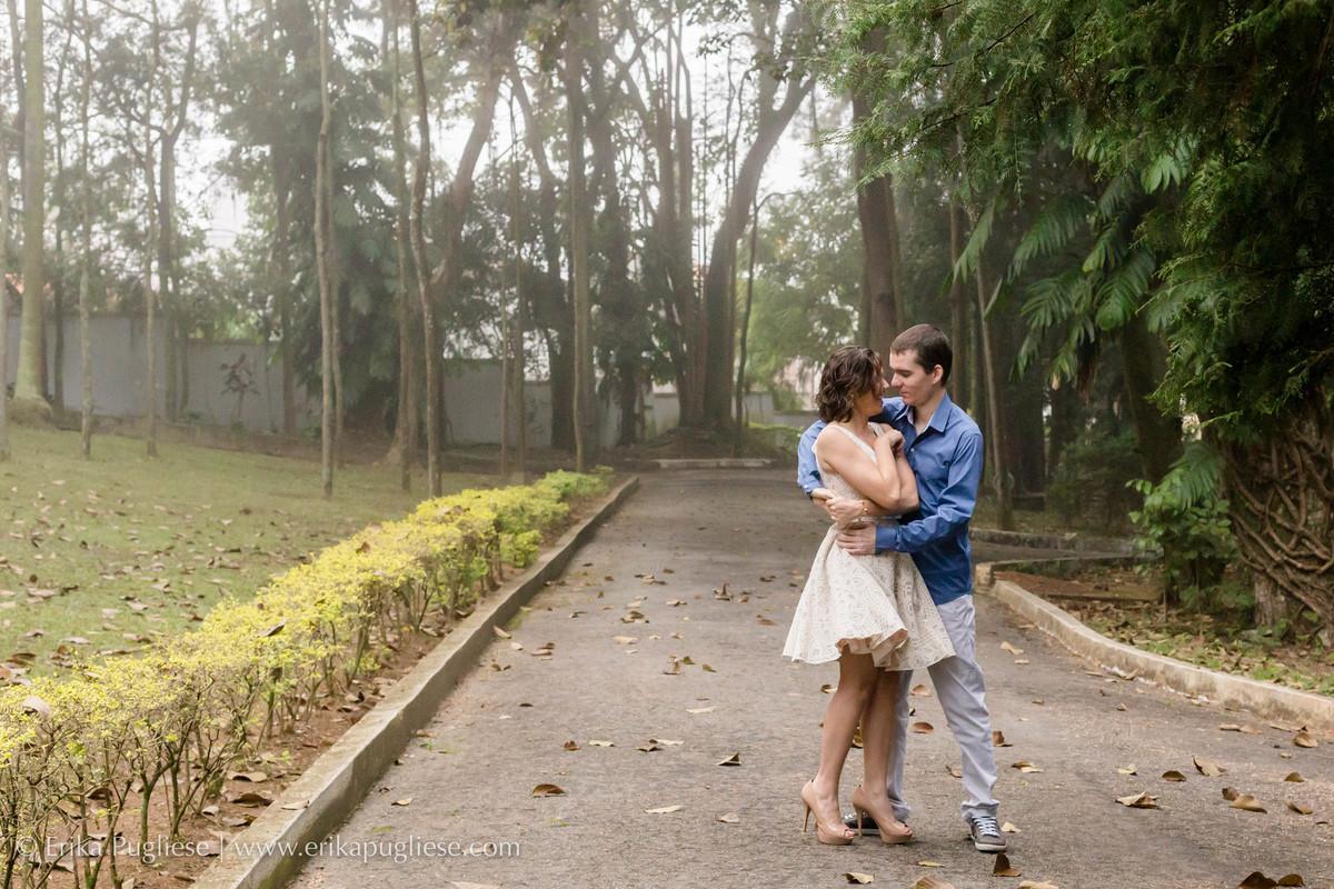 Amor que não se mede do casal mais lindo