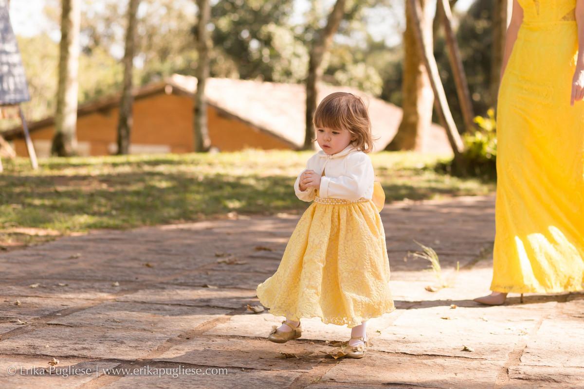 As crianças mais lindas neste casamento em ibiuna