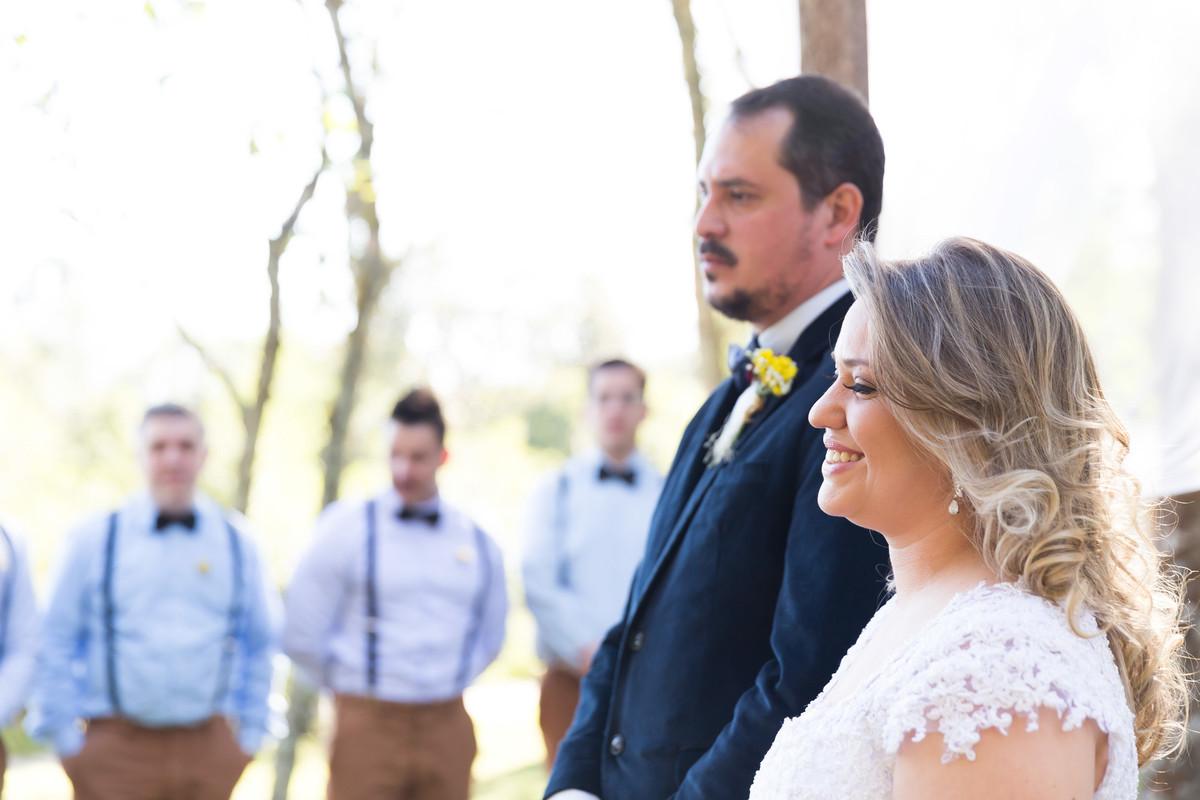 Casamento lindo realizado em ibiuna