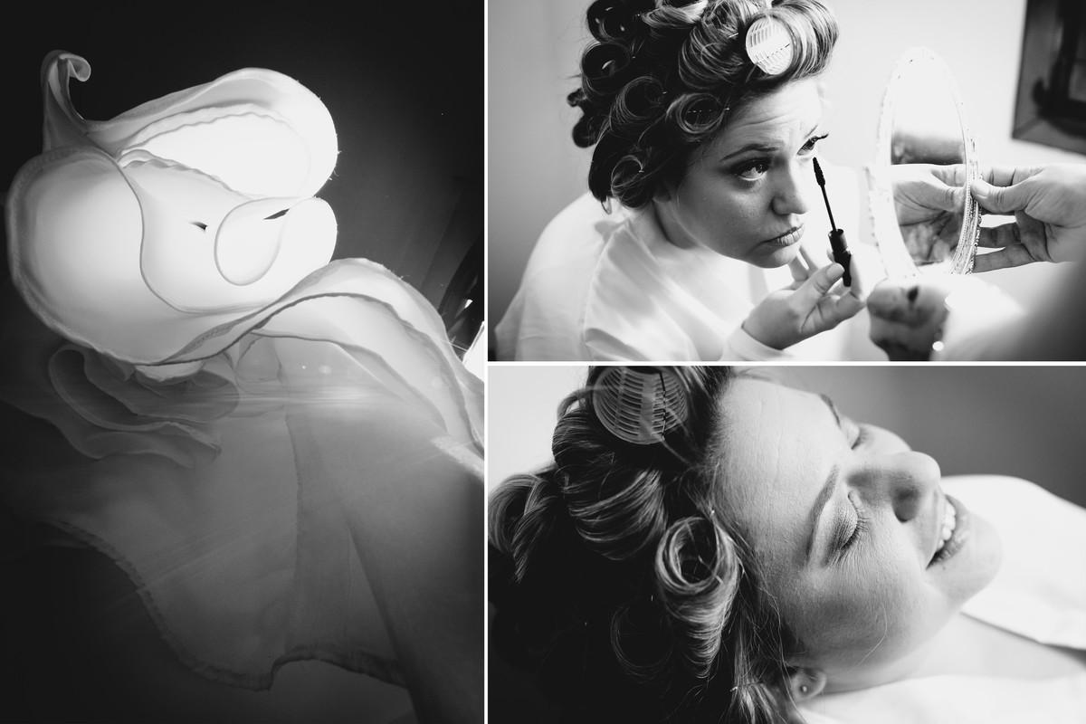Making of da noiva por ela mesma