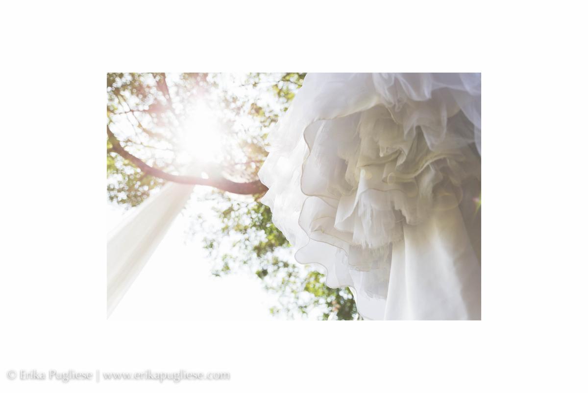uma perspectiva diferente do vestido de noiva