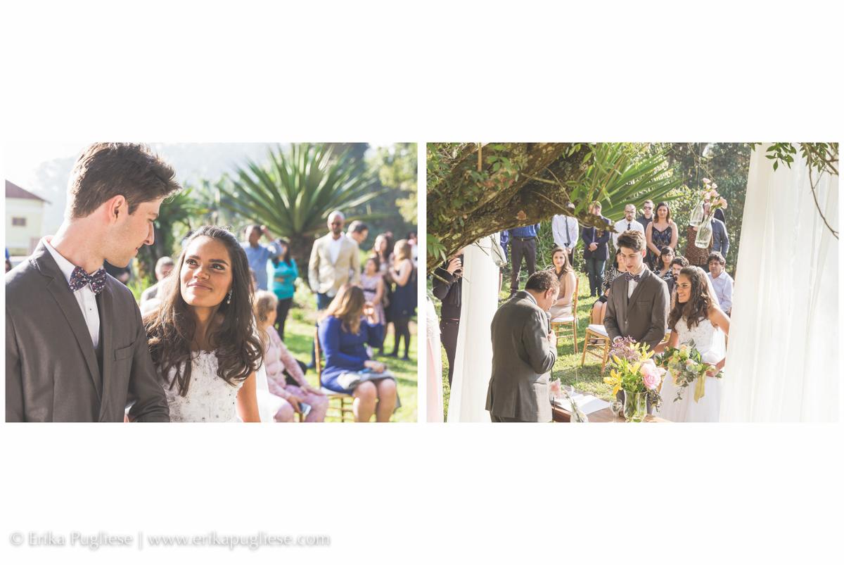 detalhes da cerimônia do casamento de simone e vitor