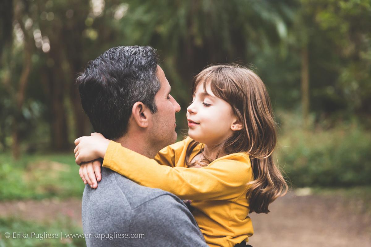 papai, seu primeiro amor