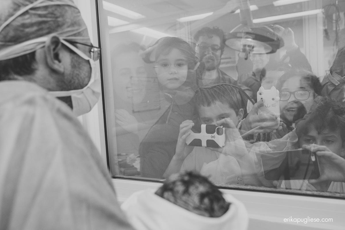 Fotografia de Parto, Leo Tchernobilsky, São Paulo - SP, Hospital Israelita Albert Einstein