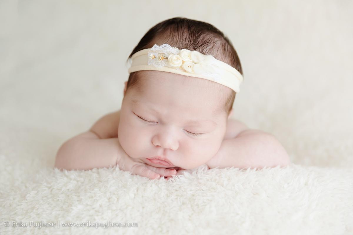 Ensaio newborn feito por Erika Pugliese