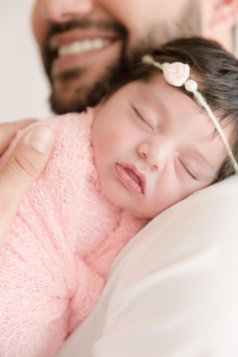 Isabella ensaio fotográfico newborn