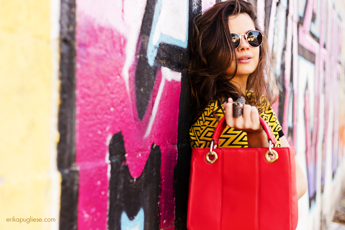 Editorial de Moda - Juliana Issa - Erika Pugliese - Praia Grande - SP