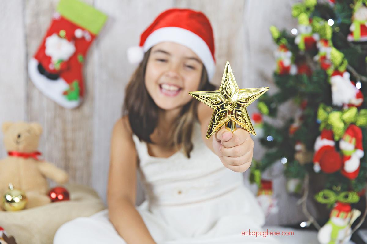 Ensaio de Natal - Juju e Isa