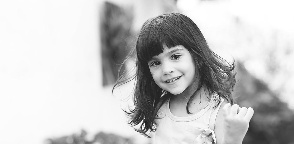 Lara - 3 anos